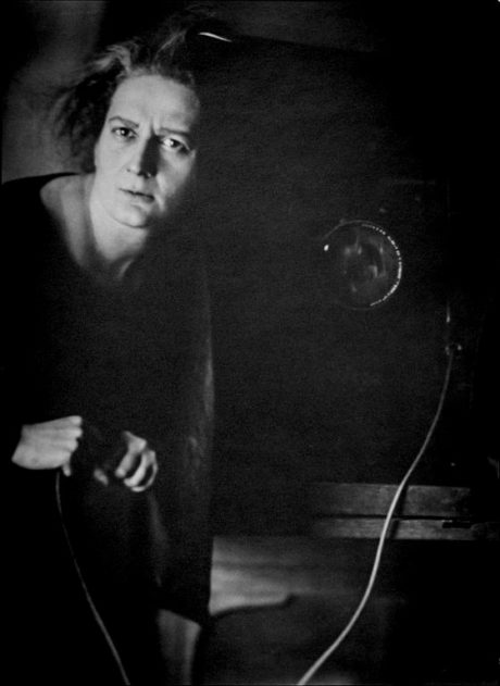 Lotte jacobi : Autoportrait, Berlin Lotte Jacobi - 1930