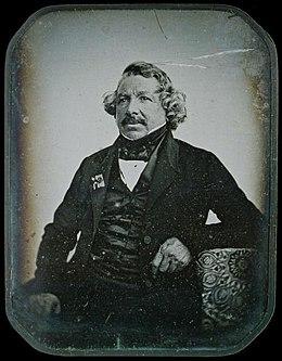 Louis Daguerre 1844