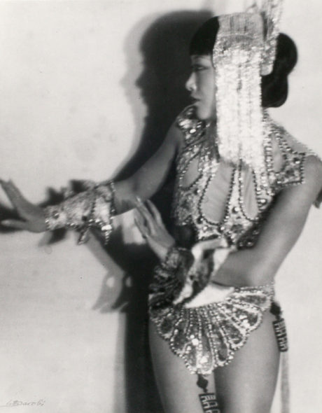 Lotte Jacobi  - Anna Mae Wong, actrice, Berlin, 1931