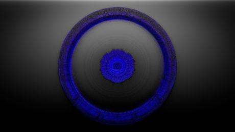 La galerie Julia Mandelbleu - Images fractales