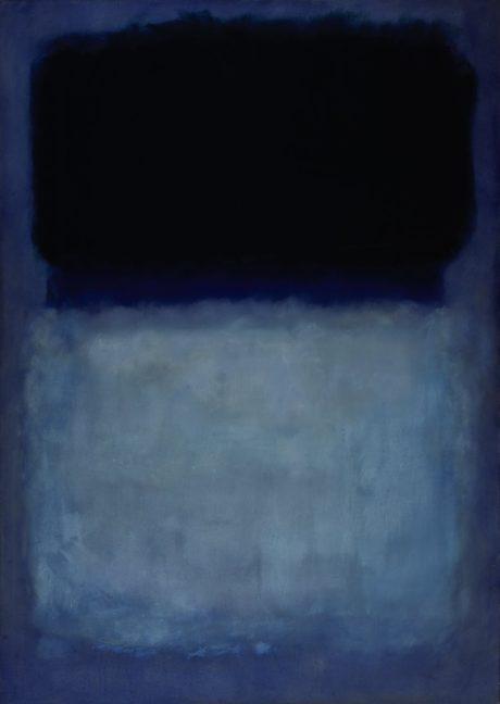 Rothko Mark Peinture, 1956, 228.6×161.3 cm