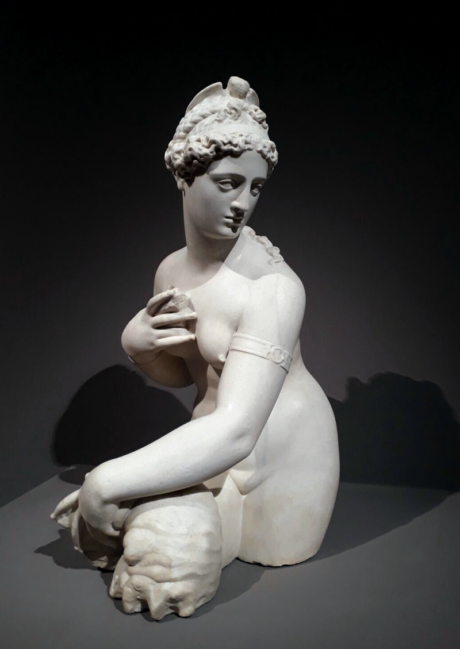 Fata Morgana, Jean Bologne, vers 1573.