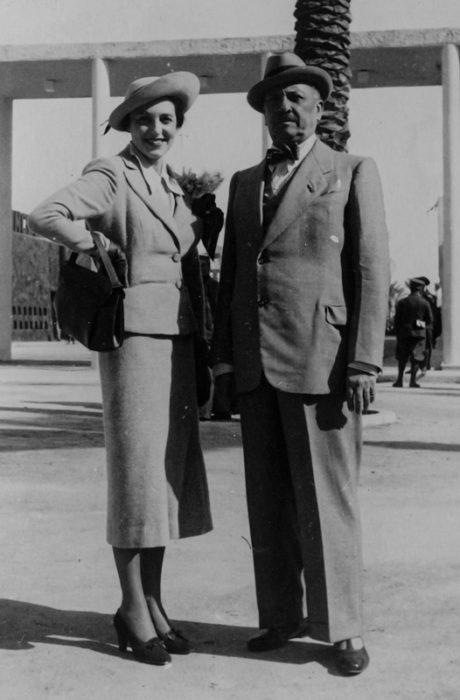 Benedetta Cappa et Filippo Tommaso Marinetti