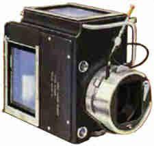 Vivex Tri-Plate colour camera c1936