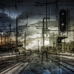 Délinquance ferroviaire & géométrie