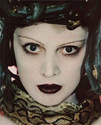 Mrs Edward Mayer as Medusa Photograph: The Yevonde Portrait Archive