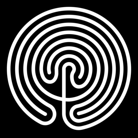 Daídalos ( Δαίδαλος ) - labyrinthe