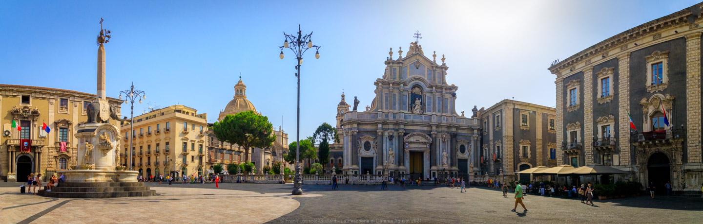 Piazza del Duomo - Catania - La Pescheria di Catania