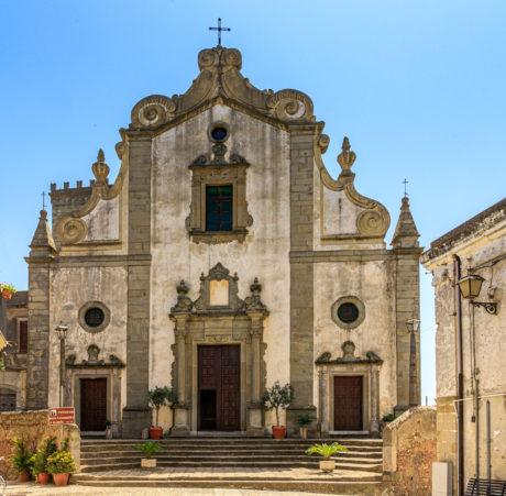 Forza d'Agrò : Chiesa della Santissima Annunziata