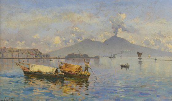 Antonino Leto - Napoli