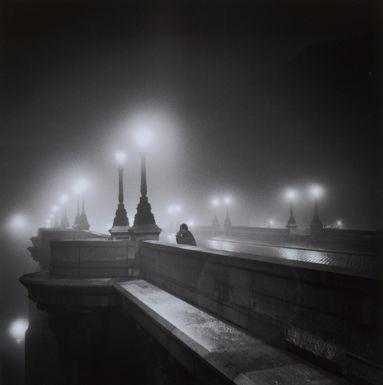 Le Pont Neuf, Paris , 1935