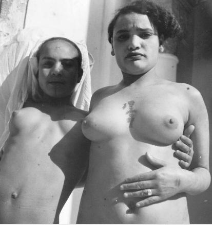 Denise Bellon Maroc, Bousbir, prostitution , 1936 10 gelatin silver prints 29 x 23,2 cm
