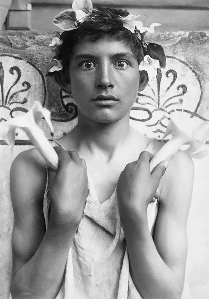 Hypnos Taormina 1900