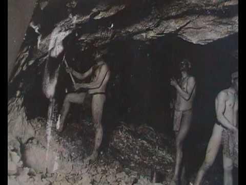 foto Miniere di zolfo. Sicilia 1925