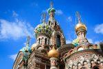 Saint-Pétersbourg – Article 5 : avec la Cathédrale Saint-Sauveur sur le Sang Versé