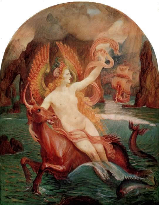 Armand Point   The Siren 1897