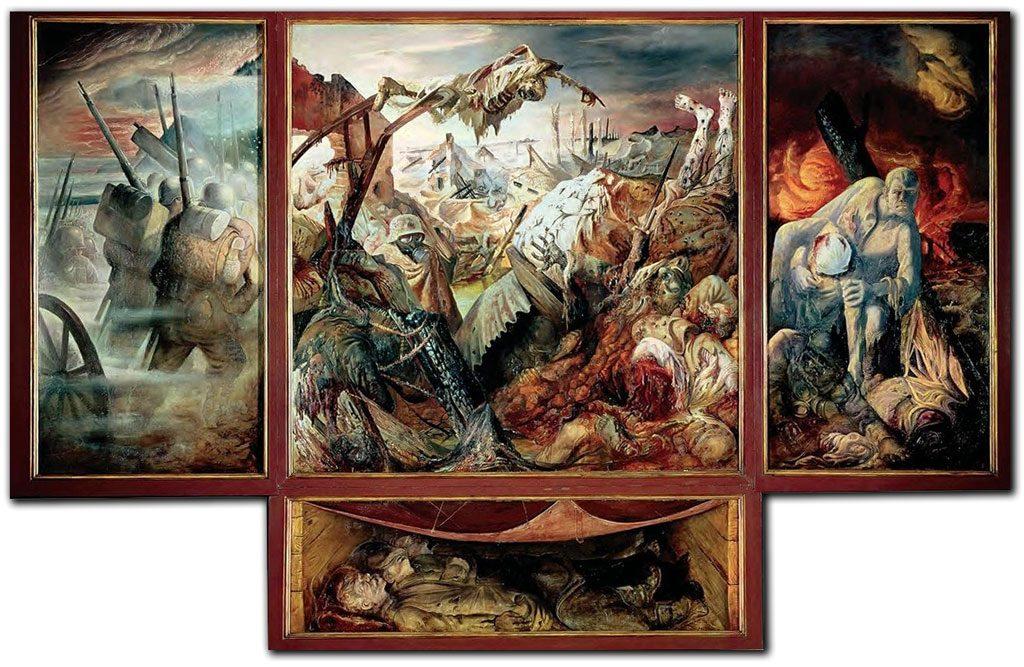 la guerre otto dix