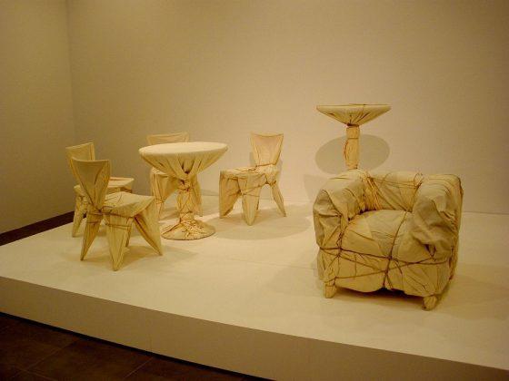 Agoncillo_-_Würth_Rioja,_Museo_30_-_Christo